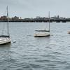 20151025.  Sailboats on Charles River, Boston MA.