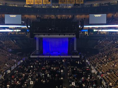 Bruno Mars' Concert - TD Garden