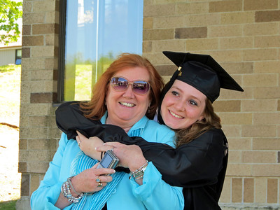 Gena and Her Proud Mom