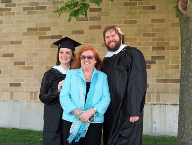 Gena, Gena's Mom, and Conrad