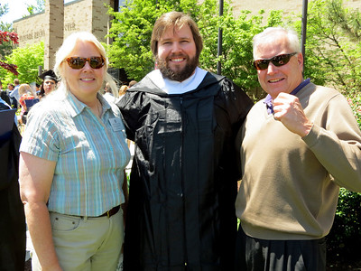 Conrad and His Proud Parents
