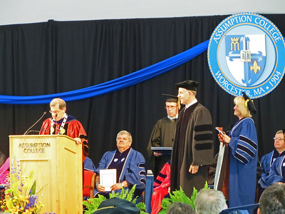James A. Welu - Honorary Degree Recipient - Doctor of Fine Arts