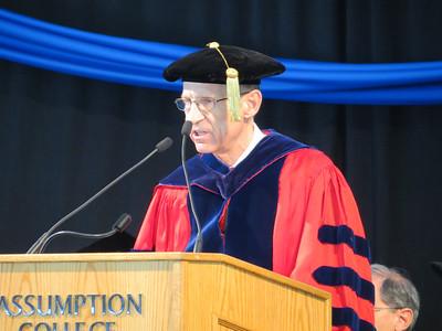 Francis M. Lazarus, PhD - Master of Ceremonies