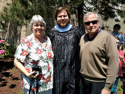 Proud Aunt, Conrad and the Proud Father