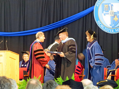 Brian Kelly - Honorary Degree Recipient - Doctor of Education