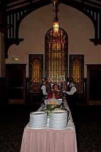 Conrad's and Gena's Rehearsal Dinner