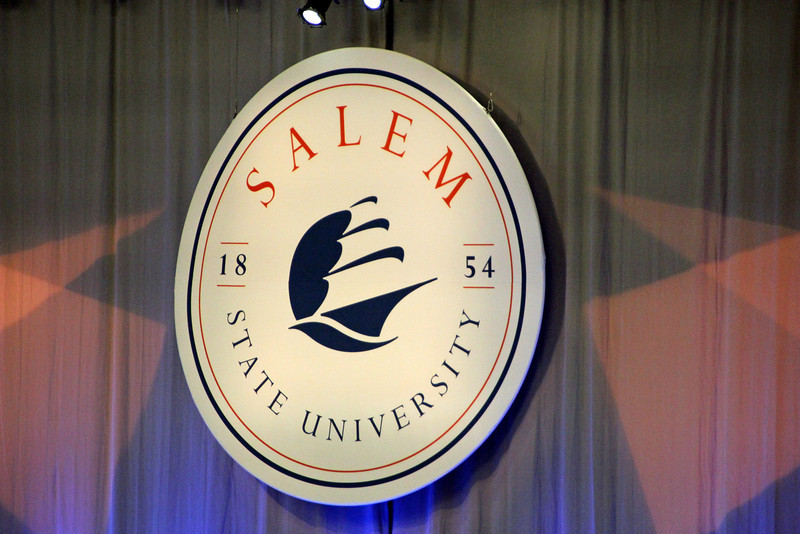 """Born of the humanitarian endeavors of Horace Mann, <a href=""""http://www.salemstate.edu/about/history.php"""" target=""""_blank""""> <b>Salem State University</b></a>, originally known as Salem Normal School, welcomed its first class of """"young ladies who wish to prepare themselves for teaching"""" on September 14, 1854. Only the fourth such institution in Massachusetts and the tenth in America, it was welcomed by the city of Salem with open arms, with the city generously endowing its first site at One Broad Street. The city and school quickly developed a mutually beneficial partnership that continues to thrive to this day."""