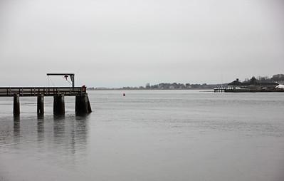 Merrimack River at Ring's Island