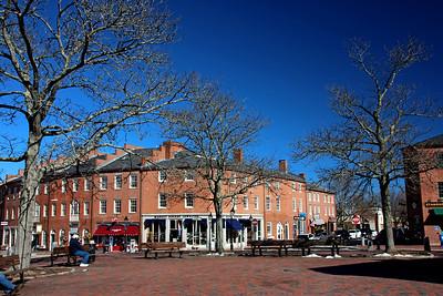 Downtown Newburyport - Market Square