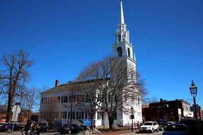 First Religious Society - Unitarian Universalist Church - Newburyport