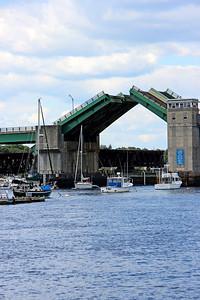 Gillis Bridge - View from Ring's Island Marina