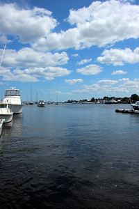 View from Ring's Island Marina