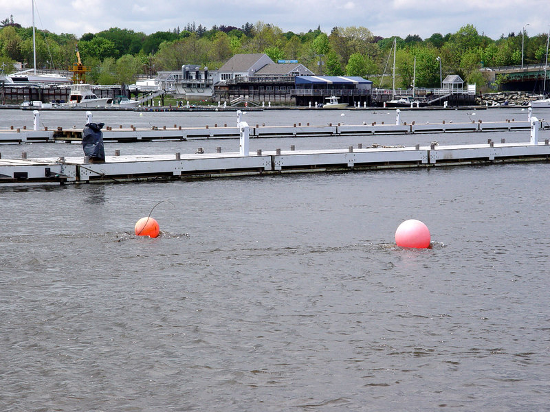 "<a href=""http://www.ringsislandmarina.com/"" target=""_blank""> <b>Ring's Island Marina</b></a> - Salisbury, MA - A couple of weeks earlier, parts of New England were deluged with rain.  Some of the docks at this marina were severely damaged. (May 22, 2006)"