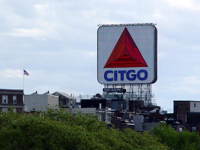 """""""Famous Citgo"""" Sign"""
