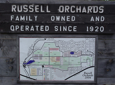Russell Orchards - Ipswich