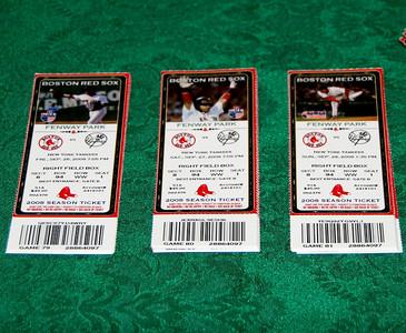 Red Sox Season Tickets