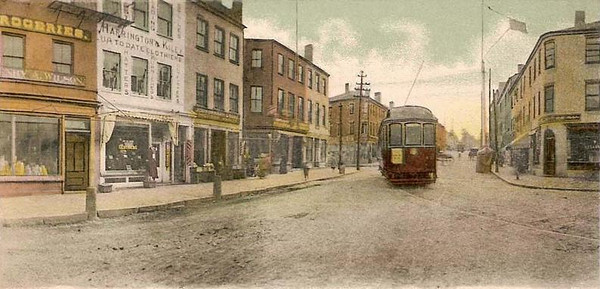 State Street c. 1906 - Downtown Newburyport