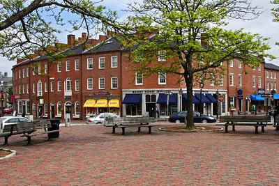 Market Square - Downtown Newburyport