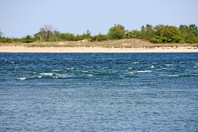 View from Pavilion Beach - Ipswich - Overlooking Plum Island Sound