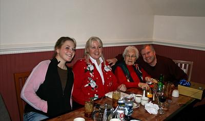 Elizabeth, Tara, Mem, and Mark