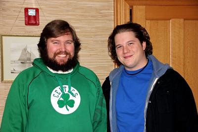 Conrad and Alex