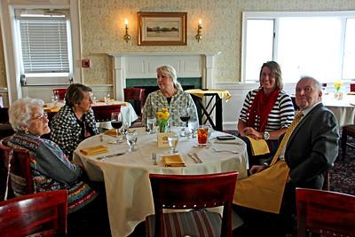 Thanksgiving at the Corinthian Yacht Club