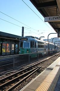 MBTA (Massachusetts Bay Transportation Authority) Green Line