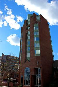 View of the Back of Royal Sonesta Boston