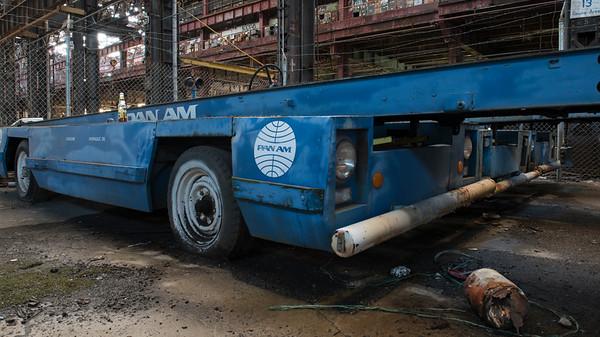 Pan AM(B&M) Railways Repair Shop @Iron Horse Park