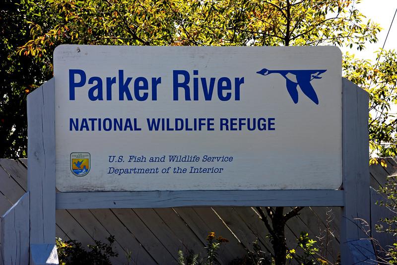 Parker River National Wildlife Refuge