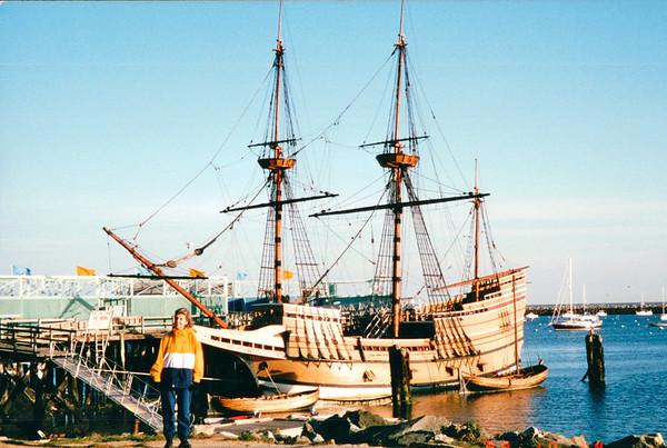 Plymouth, MA - Plymouth Rock and Seacoast