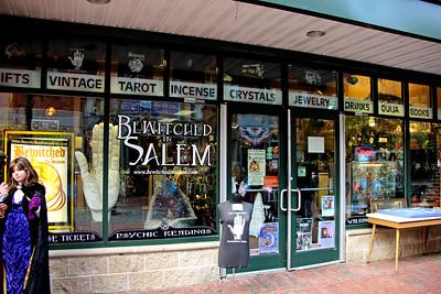 Downtown Salem