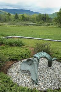 Guest House at Field Farm, Williamsburg MA.