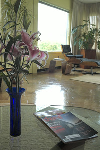 Guest House at Field Farm, Williamsburg MA