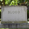 Blood Gravestone