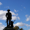 Minuteman Statue at the Concord Bridge
