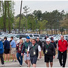 Patrons entering Augusta National via the Washington Avenue gate