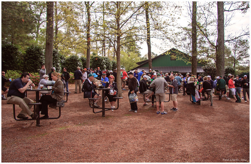 Concession area out on the course. Patrons are treated very well and refreshments are offered at reasonable prices.