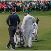 Kaymer waiting for his playing partners. Looks like Tom Watson's bag off to the right.