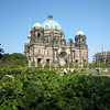 Front view of Berliner Dom.