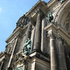 Close up of the Berliner Dom.