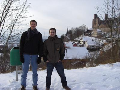 Matt in Germany - Weihnachtszeit