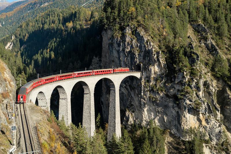 Schweiz Glacier Express
