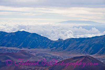 Haleakala & Mauna Kea 01