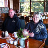 Chuck and Jan at the Kula Lodge