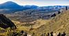 Panoramic view from Halemau'u trail