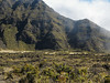 Switchbacks of the Halemau'u trail
