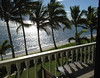View from the lanai in Lahaina