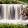 Road to Hana waterfall by Janell