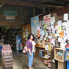 "Hasegawa General Store. Bought a T-shirt here. ""Far from Wakiki"". The store had a bit of everything from hardware to food."